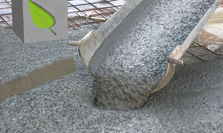 Bæredygtig beton baseret på genbrugsbeton
