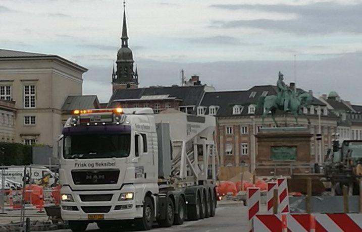 Store prisforskelle på færdigblandet beton